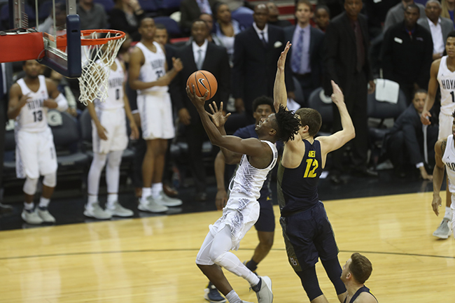 Hoyas Take Marquette to Overtime, Fall Just Short, 90-86