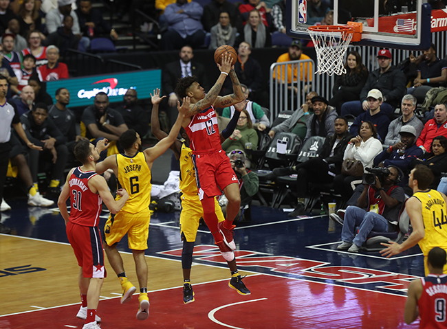Wizards Dominate Pacers, 109-102, Take First Sweep of Team Since 1988-89 Season