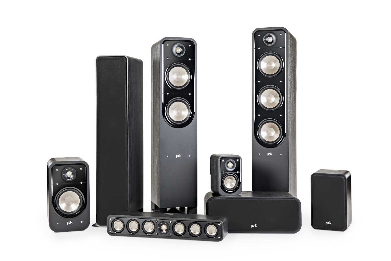 Polk Signature S60 Speakers, Cashing In on Sound Quality and Not Your Wallet