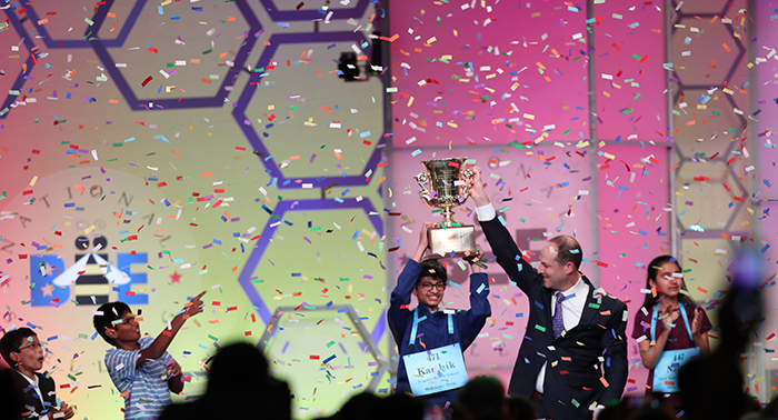 North Texas Represents National Spelling Bee With a Winner and Two Runner Ups