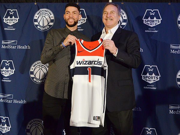 Wizards Add Austin Rivers, But Other Teams Making Big Splashes Too