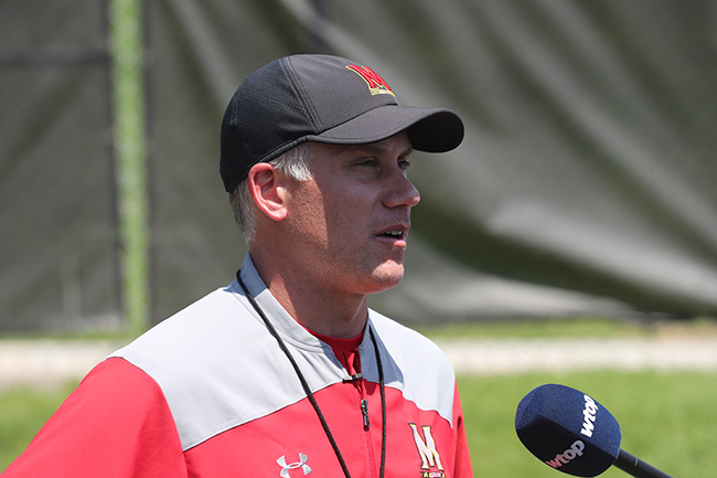 D.J Durkin Removed For Coaching Duties, What's Really Wrong With Maryland Football???