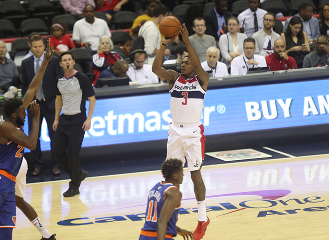 Wizards Enter Final Game of Road Swing in Memphis 1-5, What's Wrong If Anything?