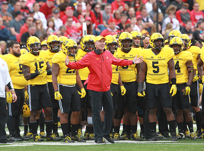 Maryland Fires D.J Durkin One Day After Reinstatment, Pressure from State and Student Body Outrage Force Decision