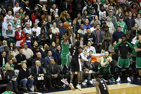 Wizards Get Dropped in Overtime Thriller! One Shot By Kyrie Irving Takes 130-125 Victory for Celtics