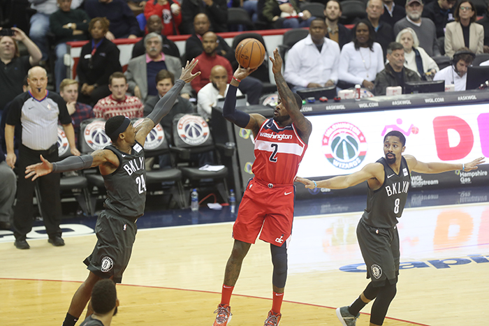 Wizards Get Another Solid Team Effort, Hand Nets 6th Straight Loss, 102-88