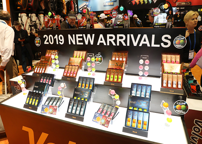 PGA Merchandise Show 2019, What's the Wow for the Year on the Course