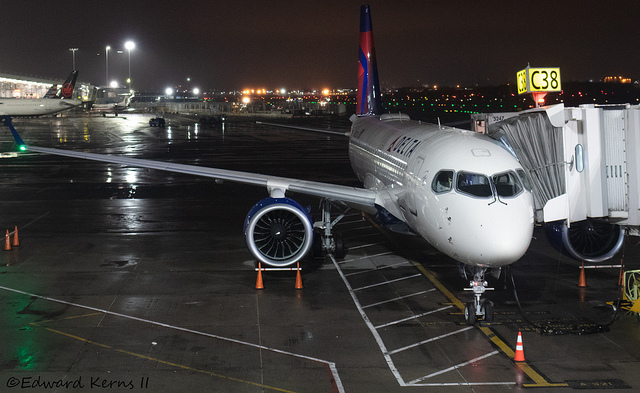 Delta Flies Airbus A220 For First Time, Our Look at the Inaugural Flight