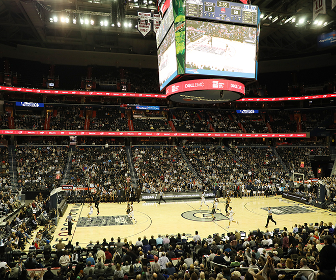 Hoyas Get Biggest Win of the Season over Villanova, Will it Be Enough for Tourney?