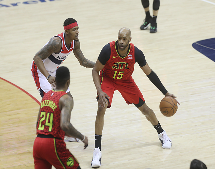 Wizards Attacked By Vince Carter and the Hawks, Lose Second in a Row, 137-129