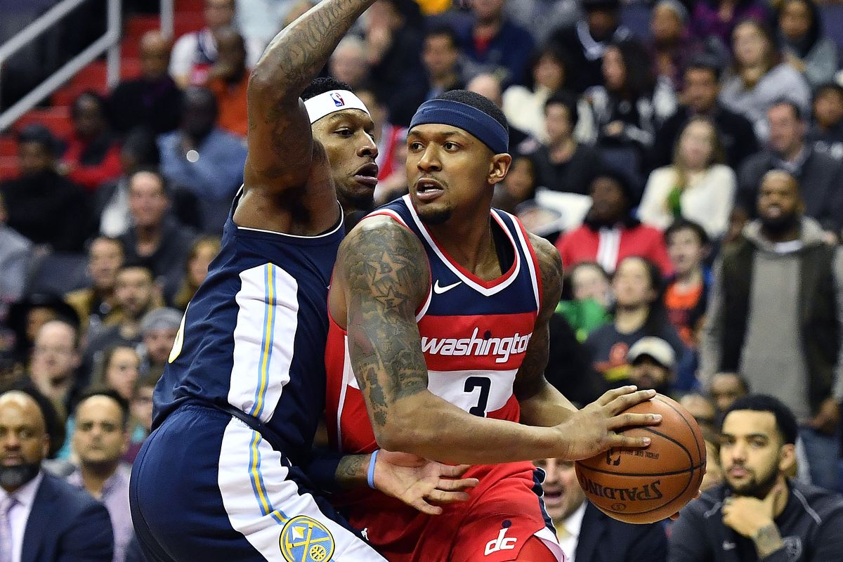Rocky Mountain Low! Wizards Drop Another Important Game to Nuggets, 113-108