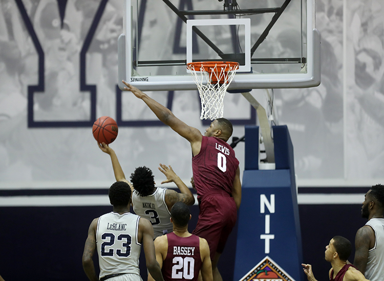 ONE AND DONE AGAIN! Another First Round Tournament Exit For the Hoyas NIT Loss to Harvard, 71-68