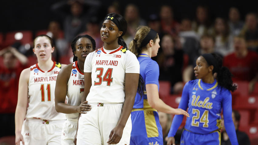 Maryland Women Fall on Tough Luck, Exit Second Round of NCAA Tournament with a 85-80 Loss to UCLA