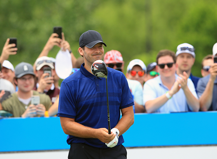 AT&T Byron Nelson Opens With Romo, Koepka and Spieth On Course, Denny McCarthy Leads at -8