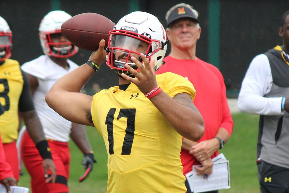 Terps Ready to Go Week 1 Against Howard