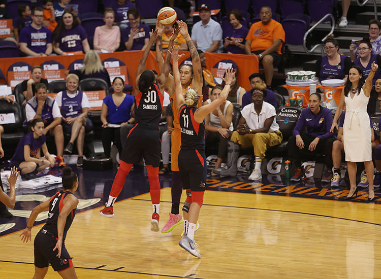 Mystics Stay Strong in Wubble, Drop Tough Game to Liberty, 74-66