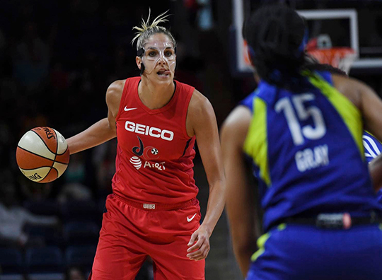 Mystics to Face Aces in Semifinals After Wild Finish in Las Vegas