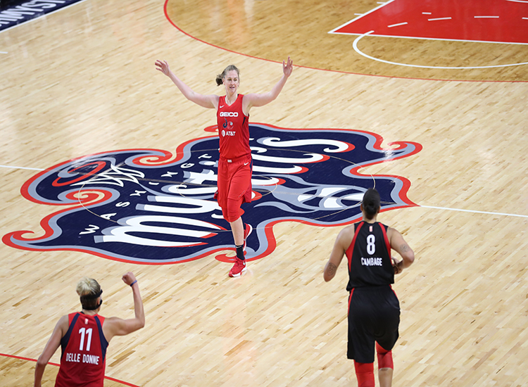 Mystics Head Back to WNBA Finals After Game 4 Battle in Vegas