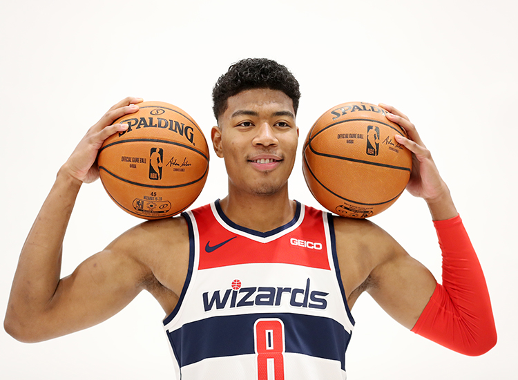 Wizards Kick of 2019-20 With Annual Media Day. New Faces, Old Faces, All Ready to Go!