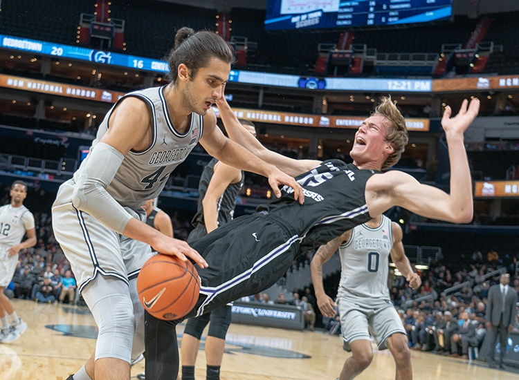 Georgetown Picks Up Second Victory Of Season Over Central Arkansas, 89-78