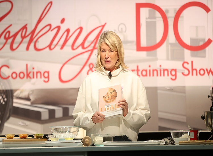 Metro Cooking D.C Showcases New Products, Celebrities and Great Local Dishes