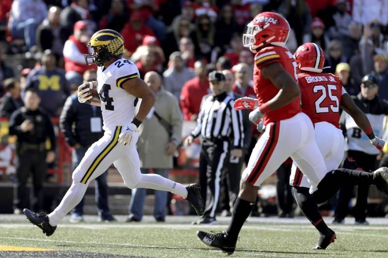 Another Week, Another Big Loss for Maryland, 35-7 to Michigan
