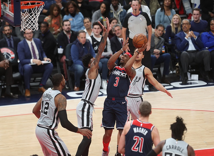 Wizards Rely on Beal to Win a Real Battle With the Spurs, 138-132