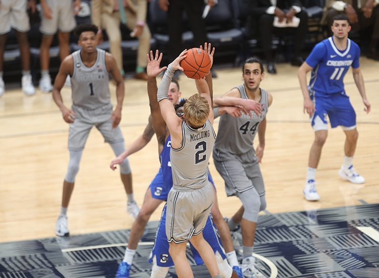 Return of the Mac and Yurtseven Takes Over for the Hoyas in a 83-80 Over #25 Creighton