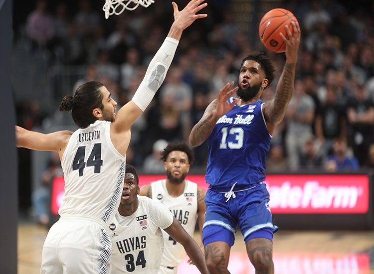 Seton Hall Buries Georgetown Early, Hoyas Come Close But Cant Dig Out of 78-71 Loss