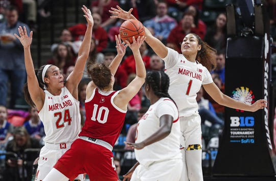 Maryland Women Capture Big Ten Title, Prepare for NCAA Tournament with Best Team Since They Won it All